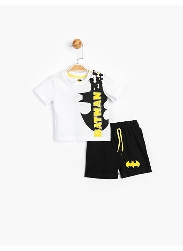 Batman 2 li Takım Beyaz